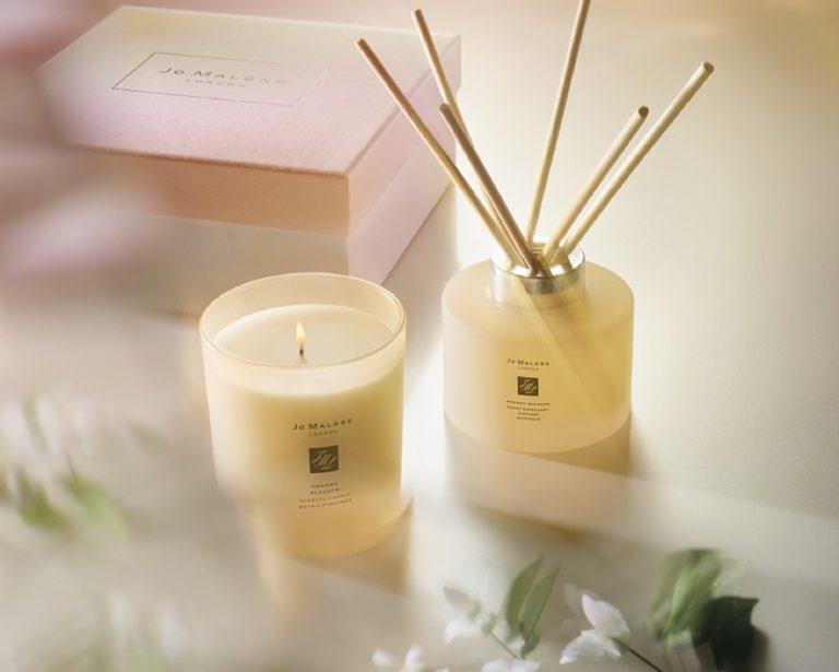 此外,2020 Jo Malone秘境花园春季限定系列中也包含了「橙花」香味的居家香氛系列,有扩香和香氛蜡烛可选;对橙花香气情有独钟的女生们绝对要打包带走!❤️
