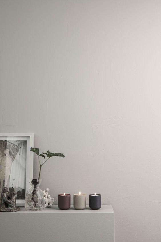 极简系:【韩风WALLPAPER · 室内实景桌布】简约干净INS风家居布置