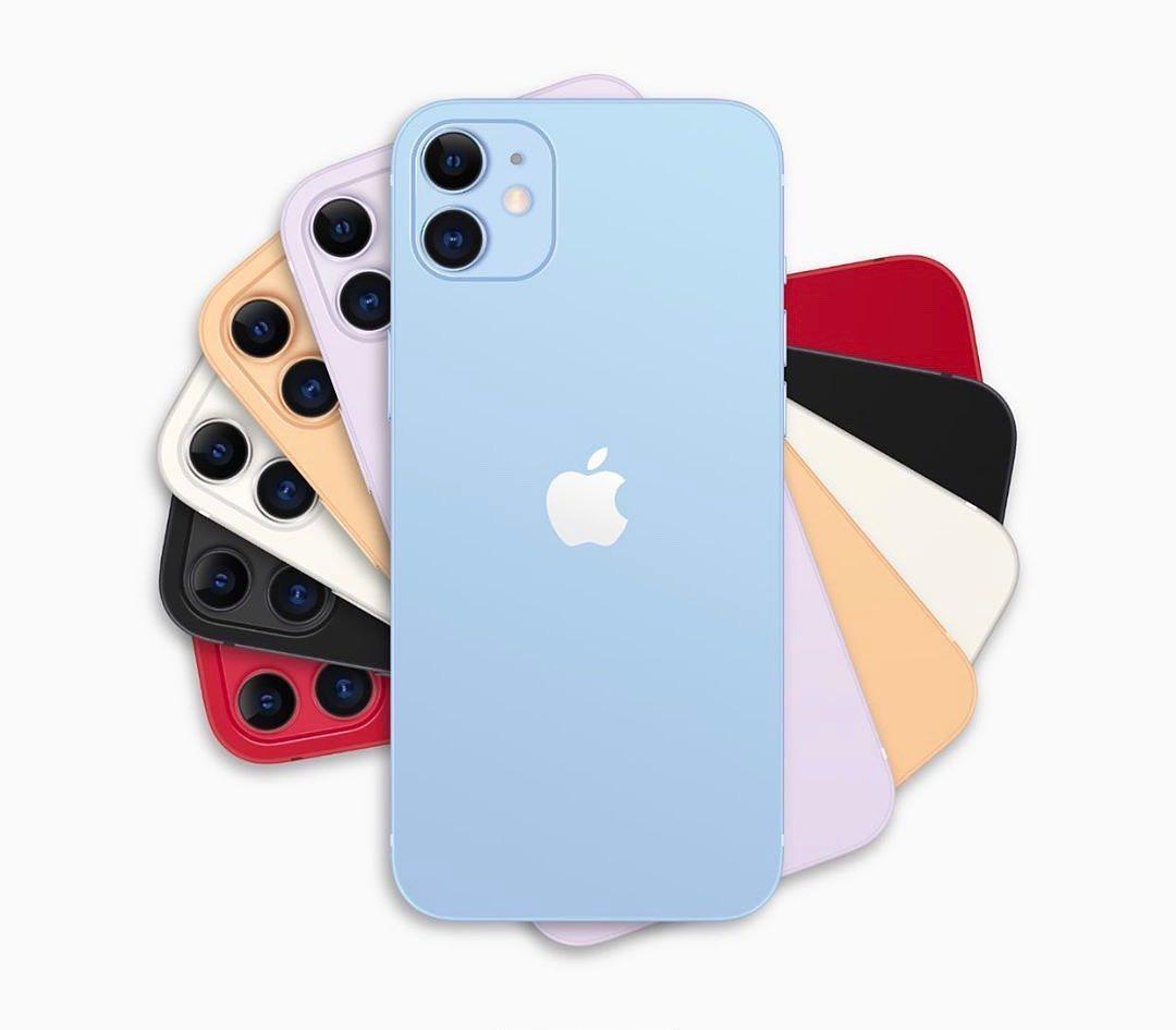 iphone 12 秋季发布会 2020