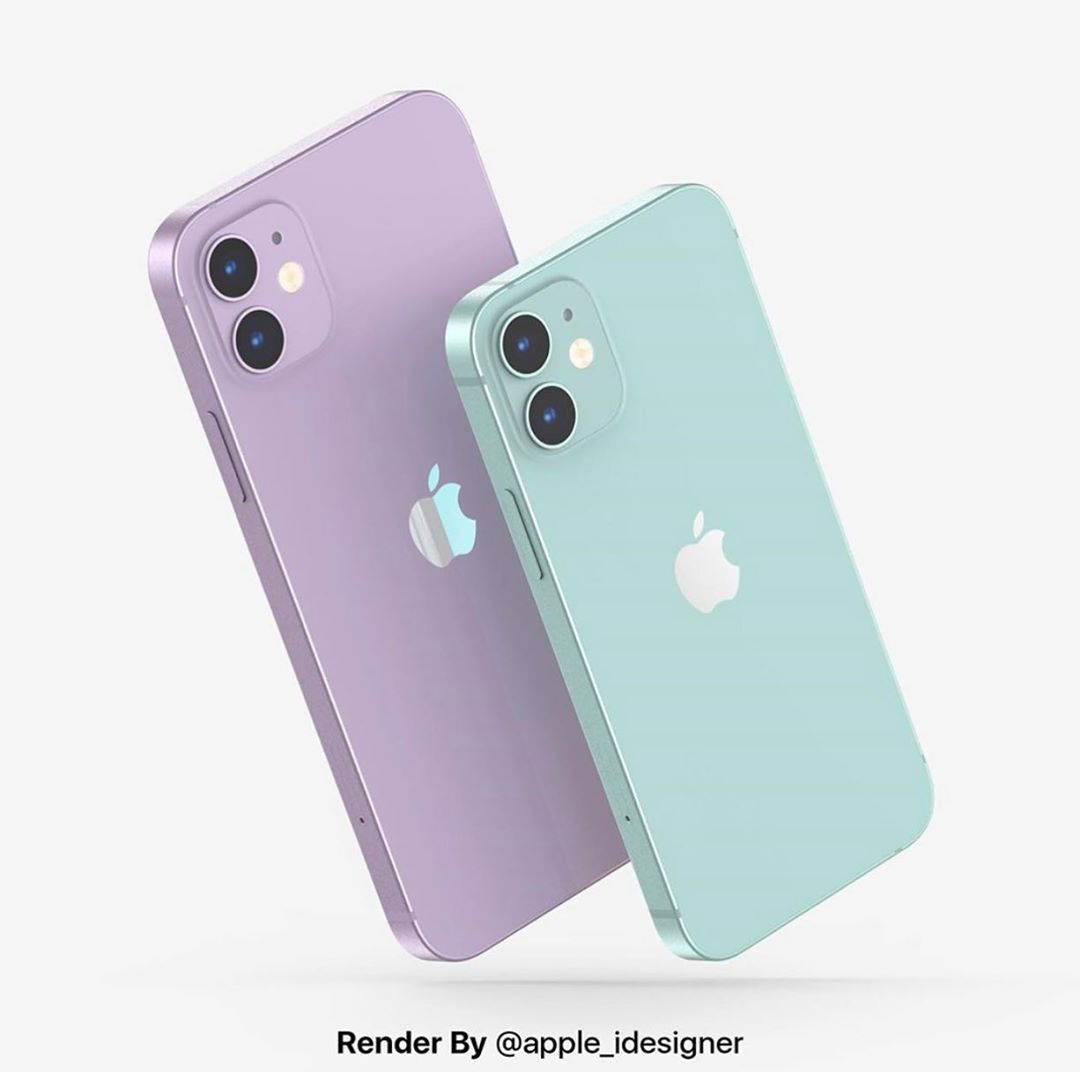 iphone 12 薄荷绿 10