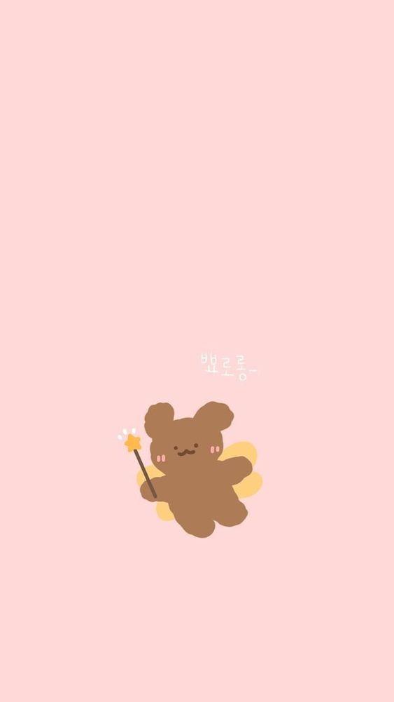 ✨ 韩系插画风格手机Wallpaper · 线条画、色块 | 喜欢插画风格、简约系桌面排版的Girls一定会喜欢的系列~一打开手机即刻质感feel扑面而来!