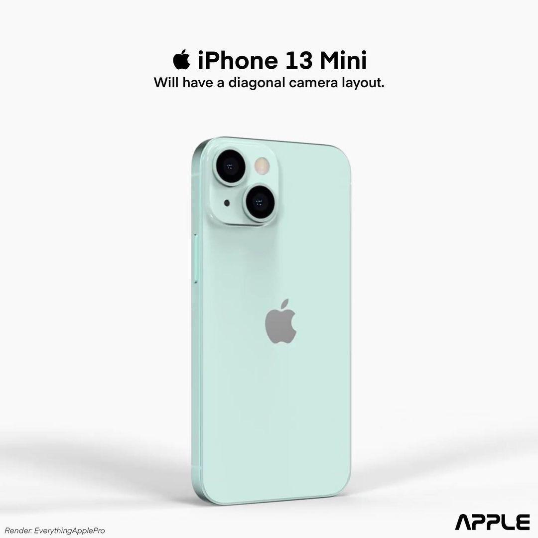 iphone 13 mint