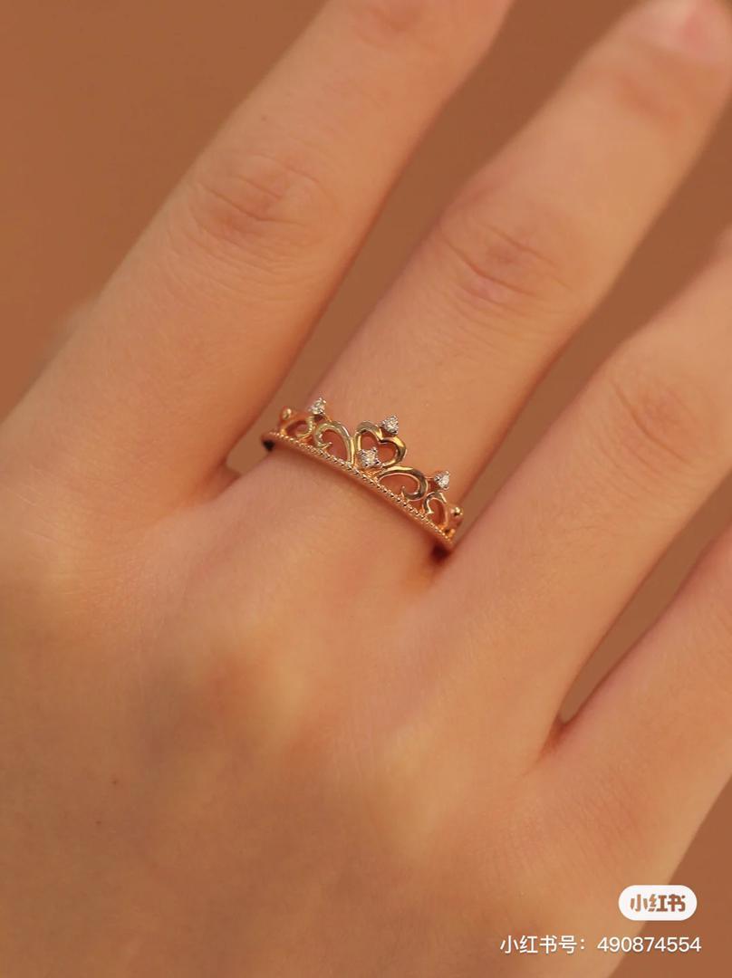 皇冠戒指 3