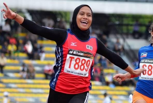 # 田径项目 田径赛事方面,本届东京奥运会上我国选手有2位,分别是参与男子跳高项目的李合伟,以及参与女子100米短跑项目的登嘉楼「飞人」女将阿兹琳纳比拉。
